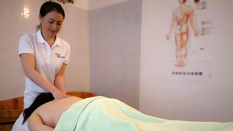 Klassische Massage Wien